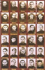 martiri spagnoli