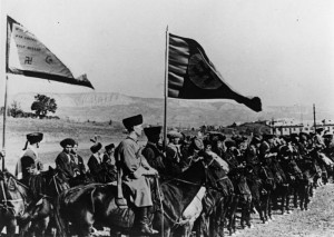 Russland, Kosaken in der Wehrmacht