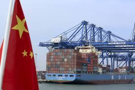 Cina - export