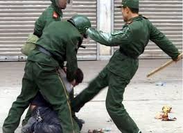 Cina_polizia