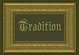 tradizione