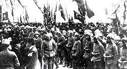 truppe turche 1914