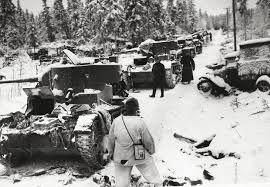 russo-finnic war