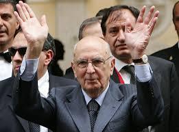 Napolitano eletto