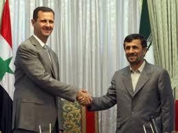 Ahmadinejad_Assad
