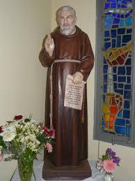 Padre Pio_statua