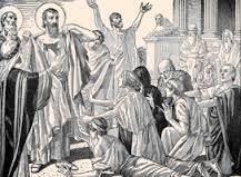 Pietro a Roma