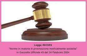 legge 40