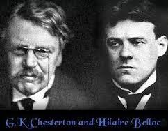 Belloc-Chesterton