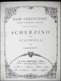 Stravinsky_Pulcinella