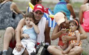 famiglia_Cuba