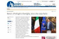 Renzi-avvenire