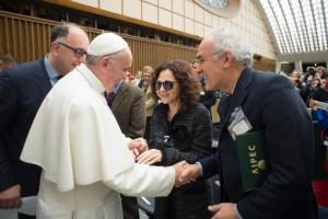 Udienza_Bergoglio