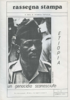 Rassegna N. 027 – Speciale Etiopia – Anno VI, Gennaio 1987