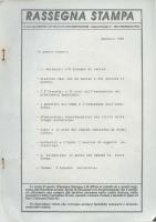 Rassegna N. 040 – Anno VIII, Gennaio 1989