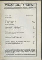 Rassegna N. 055 – Anno X, Marzo-Aprile 1991
