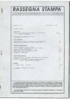 Rassegna N. 067 – Anno XII, Marzo-Aprile 1993