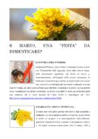 LA FAVOLA DELL'8 MARZO